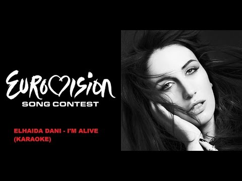 Eurovision 2015 - Elhaida Dani - I'm Alive (Karaoke/Instrumental)