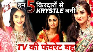5 ROLES that make Krystle Dsouza a Successful TV STAR !