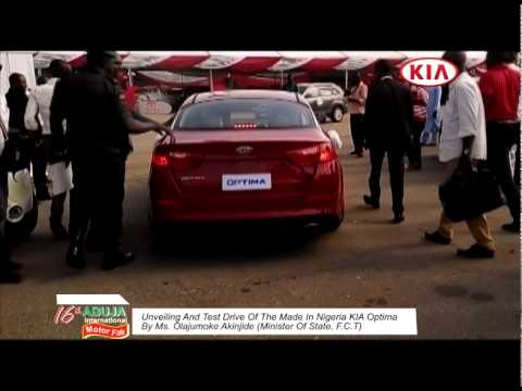kia unveils made in nigeria cars youtube. Black Bedroom Furniture Sets. Home Design Ideas
