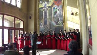 Repeat youtube video Lilium - Coro UTFSM
