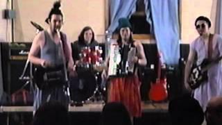 "Super Bob Dilan live on ""The Warped Society Variety program"""