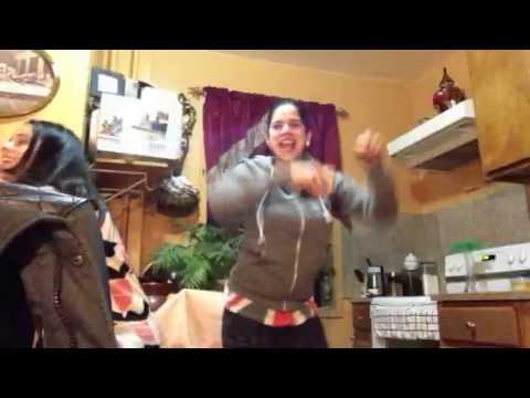 Making Mangu Merengue Dance