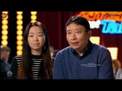 Story behind the stage  [Jeffrey Li _ 李成宇 ]@ America's got Talent _ AGT from Canada