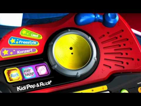 Kidi Pop & Rock Produktclip von VTech