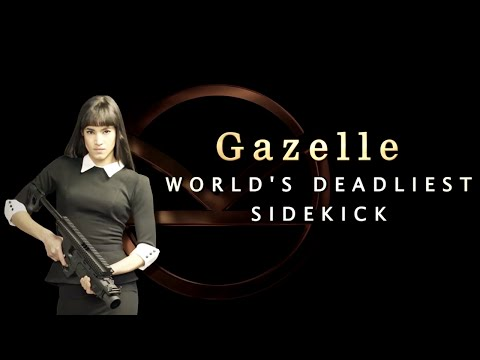 Kingsman: The Secret Service | Gazelle Character Featurette | 2014