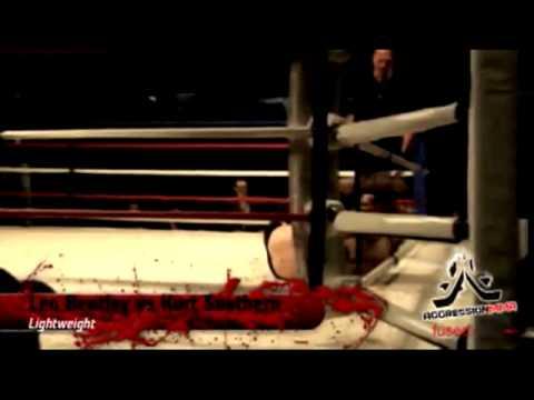 Aggression MMA: Len Bentley vs. Kurt Southern