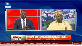Benue Killings: Nazifi Questions Internal Security Mechanism,Calls For Prosecution Pt.4