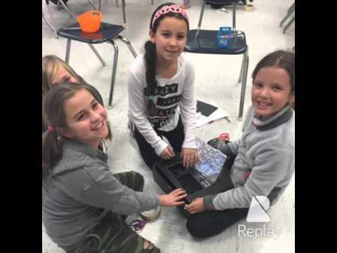 Burr Intermediate School Enrichment Program