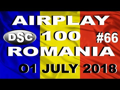 Romanian Top 100 Airplay July 01, 2018 #66