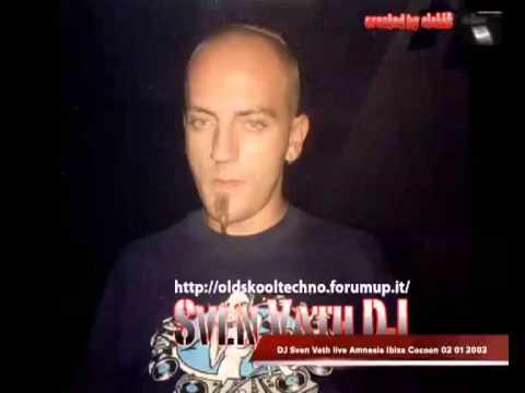DJ Sven Vath live Amnesia Ibiza Cocoon 02 01 2002