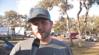 Gettin' the dirt on Chase Jupe at Shady Oaks Speedway