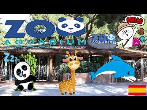 Madrid Zoo Aquarium