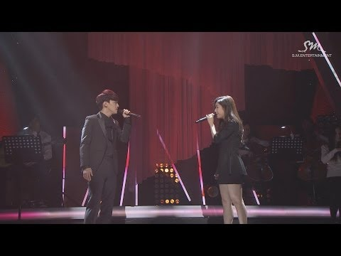 S.M. THE BALLAD Vol.2 Joint Recital '呼吸 (Breath)' by CHEN and Zhang Li Yin (CHN Ver.)