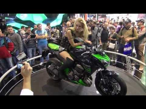 EICMA 2012 Milan Bike Show News 2013