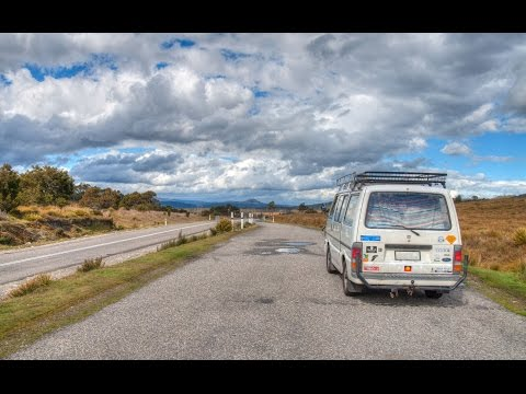 Tasmania Road Trip - Living in a Van