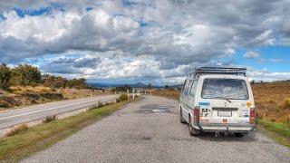 Tasmania Road Trip - Living in a Van