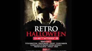 Yves Deruyter Live Cherry Moon Retro Halloween 2014