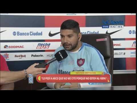 Ortigoza Paraguay le puede ganar a Argentina - TyC Sports