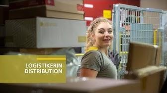 Lehrstelle Logistikerin/Logistiker EFZ, Distribution (Zustellung) I Story