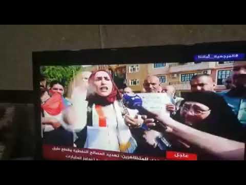 بالصورة والصوت إبنة شهيد من ضحايا صدام توجه رسالة جسورة الى رئيس مجلس النواب محمد الحلبوسي