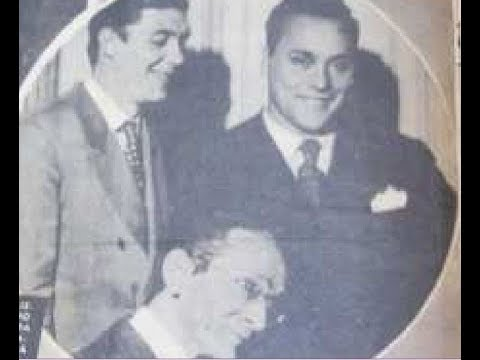 OSVALDO PUGLIESE - JUAN CARLOS COBOS - TE ACONSEJO QUE ME OLVIDES - TANGO - 1954