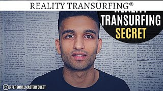 Create Your Own Reality Secret - Reality Transurfing