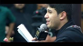 عتاب بين زينب وابو فاضل ||ملا محمد الجنامي||موكب يتامة الحسين رقية