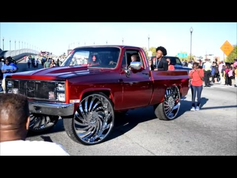 Fountain City Classic Parade Columbus, GA 2016 Part 2 of 3