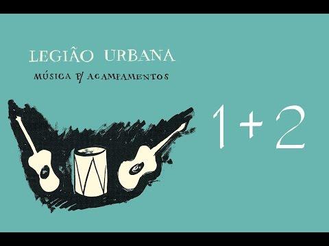 Legião Urbana -  Para Acampamentos Álbum Completo