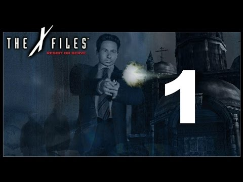 The X-Files: Resist Or Serve (Mulder) Part 1