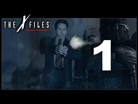 The X-Files: Resist or Serve (Mulder) Part 1
