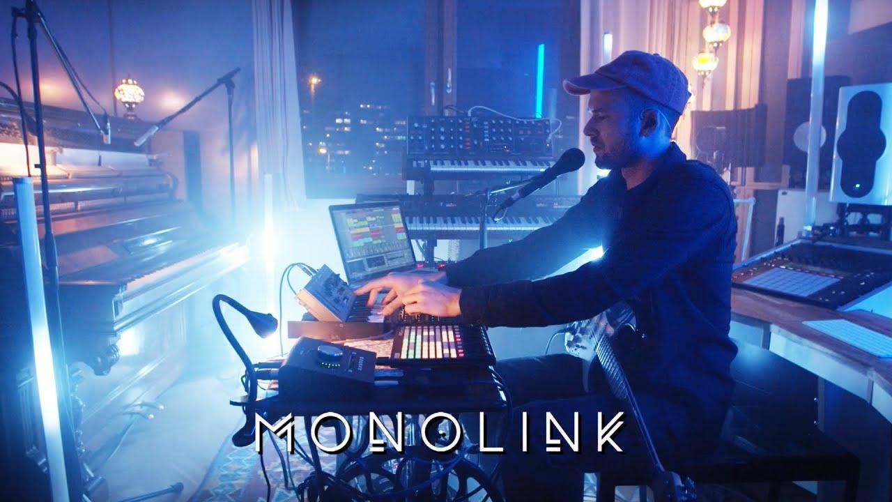 Download Monolink - Live from his Berlin Studio (Full Set HD)