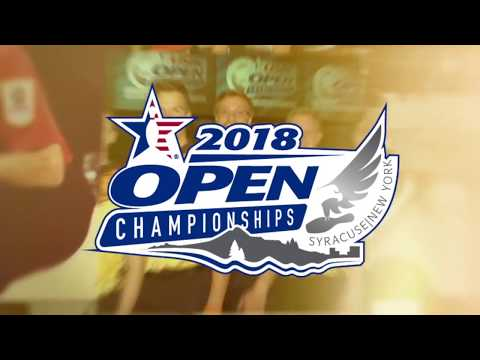 2018 USBC Open Championships Sizzle Video