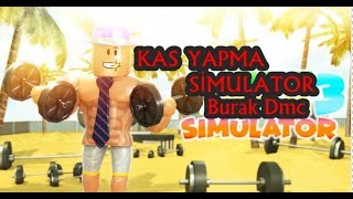 🔥KAS YAPMA SİMULATOR🔥 Weight Lifting Simulator 3 Roblox Burak Dmc