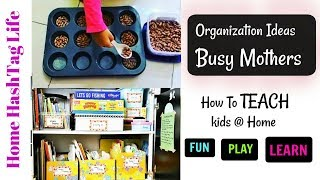 Kids Learning Toys Organisation Ideas! Home HashTag Life
