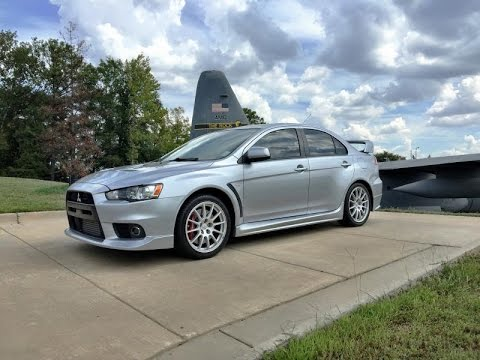 Wonderful 2008 Mitsubishi Lancer Evolution GSR