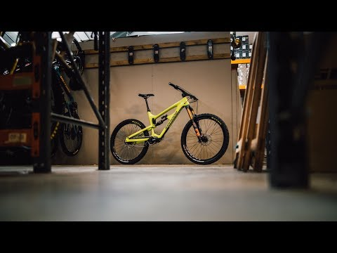 DREAM BUILD MTB - Zerode Taniwha