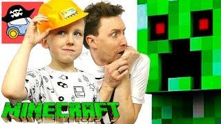 - ДОМ ПОД ЗЕМЛЕЙ в Майнкрафт выживание без модов Ждём ЗОМБИ и Крипера Жестянка Стрим Minecraft