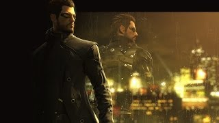 Deus Ex: Human Revolution - Director's Cut Hengsha Gameplay