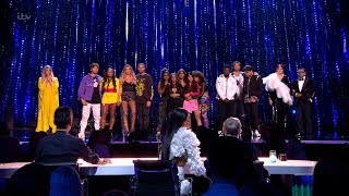 The X Factor Celebrity UK 2019 Live Week 3 Winners Results Full Clip S16E05