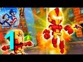 Justice Legends - Heroes War: Superhero Games Walkthrough Part 1 / Android iOS Gameplay HD