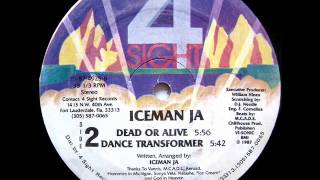 Iceman Ja - Dance Transformer (Pole Dub Mental Mix)