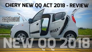 Chery New QQ ACT 2018 | Review
