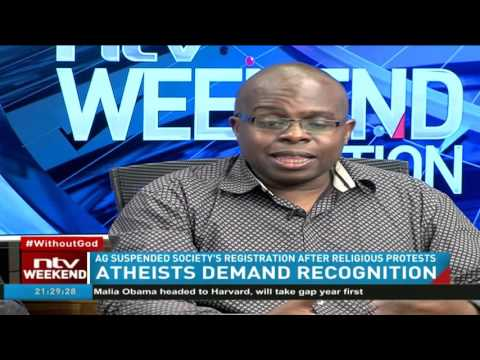 Atheists to sue AG over suspended registration