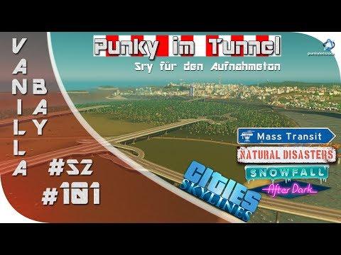 Cities: Skylines [Mass Transit DLC]🏥#S2#101 - Punky im Tunnel [HD] [Gameplay] [Deutsch] [German] |