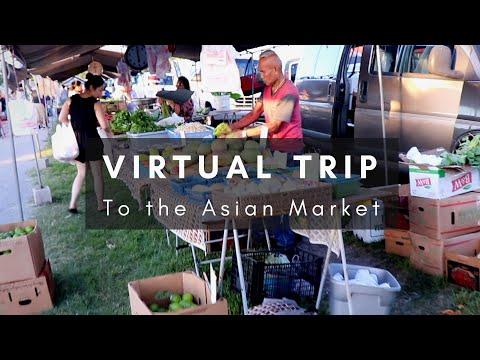 Tropical Asian Summer Crops @ Mustang Market (St. Pete, FL)