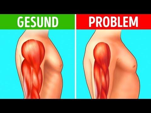 Muskeldegeneration: Ignoriere Auf Keinen Fall Diese 8 Frühsymptome!