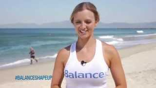 Balance Summer Shape Up - Awesome Arms - Holly Del Rosso