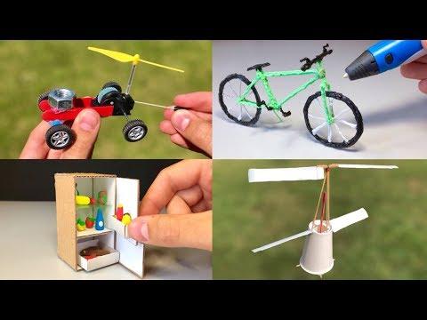 5 Amazing DIY TOYs