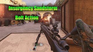 Insurgency Sandstorm Sniper Rifle no scope